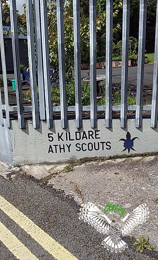 Athy Ireland 5 Kildare Athy Scouts
