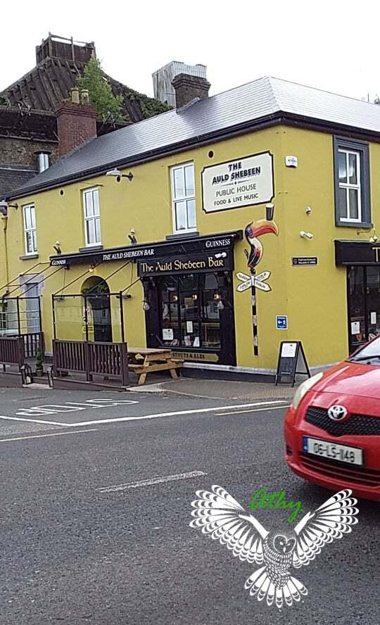 Athy Ireland Auld Sheheen Bar