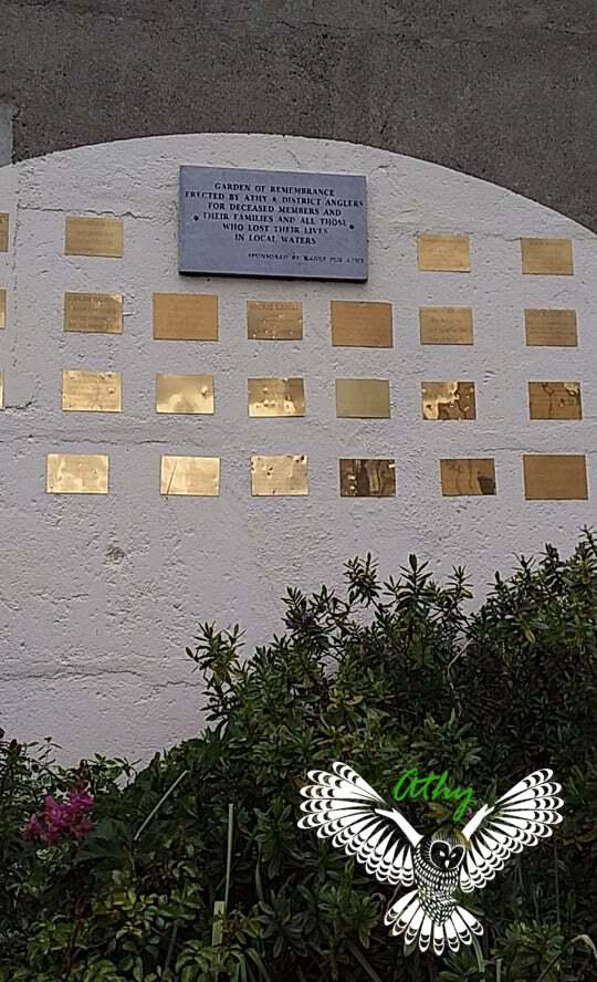 Athy Ireland Memorial Plaques