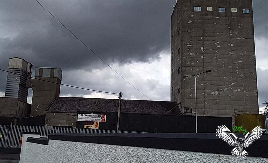 Athy Ireland Industrial Building