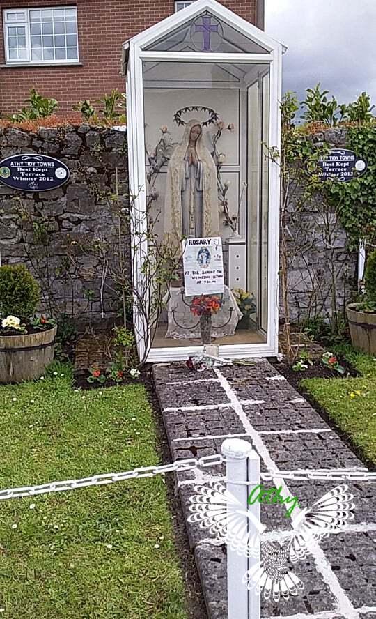 Athy Ireland House Door