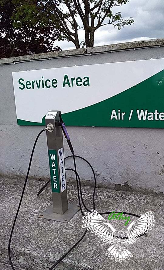 Athy Ireland Car Wash Garage