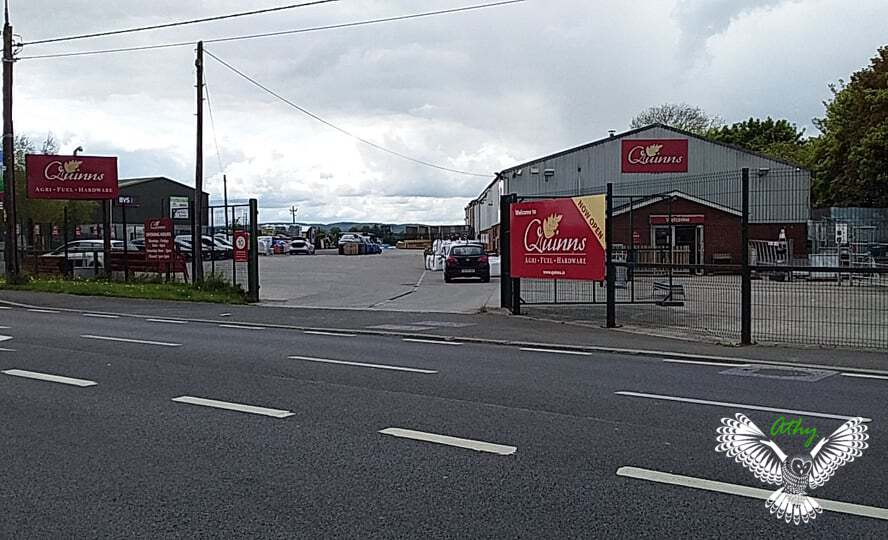 Athy Ireland Quinns Hardware and Lumber